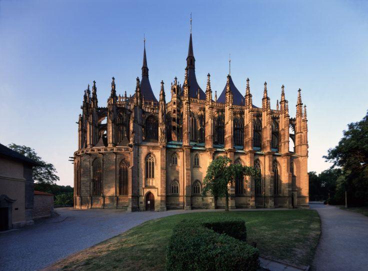 Eglise Sainte-Barbe - Kutná Hora - République Tchèque