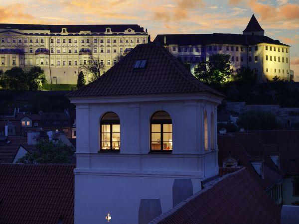 Après Prague - Vie de château en campagne Bohême