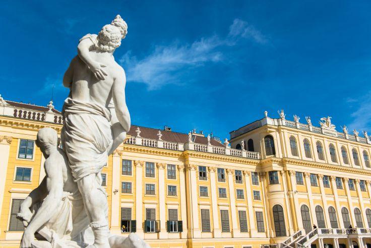 Le château de Schönbrunn - Vienne - Autriche