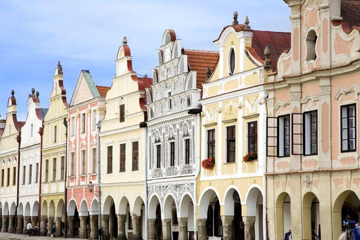 Bohème & Moravie - Baroque ou Renaissance en République Tchèque