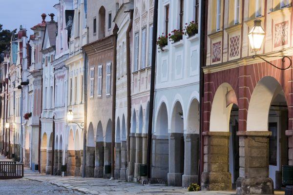 Bohème & Moravie - Baroque & Renaissance en République Tchèque