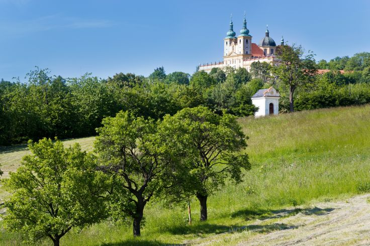 Basilique Svaty Kopecek - Olomouc - République Tchèque