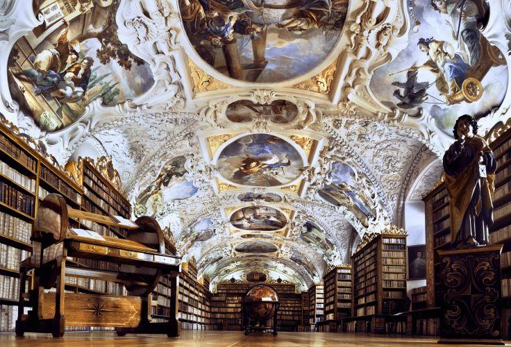 Monastère de Strahov - Prague - République Tchèque