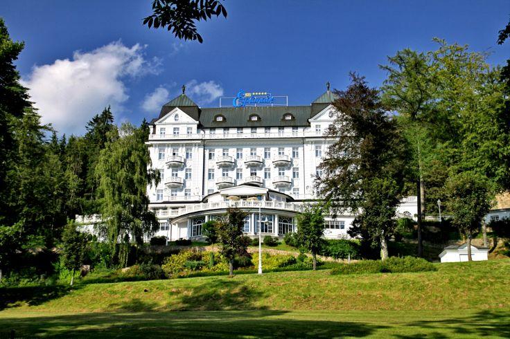 Marianske Lazne - République Tchèque