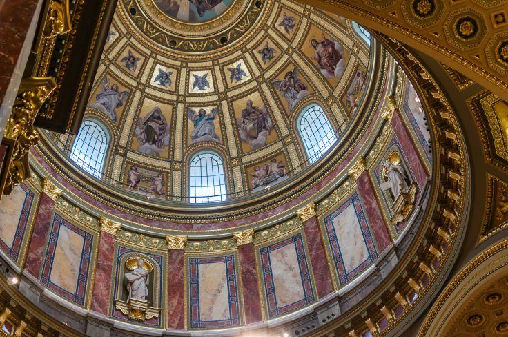 Basilique Saint-Étienne - Budapest - Hongrie