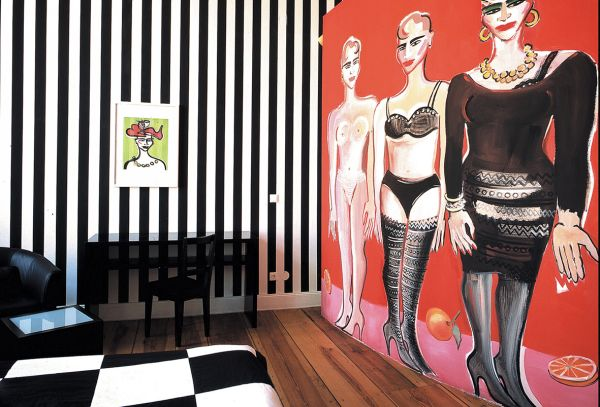 Séjour en Allemagne : Berlin autrement - Week-end arty à l'Arte Luise