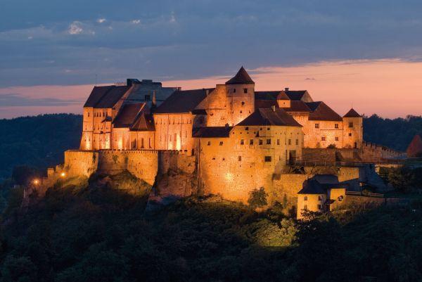 Château de Burghausen - Bavière - Allemagne