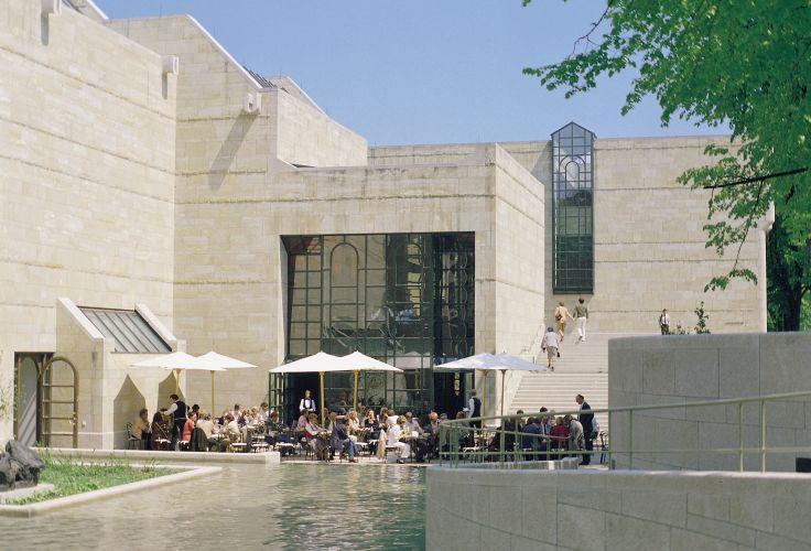 Pinacothèque de Munich - Allemagne