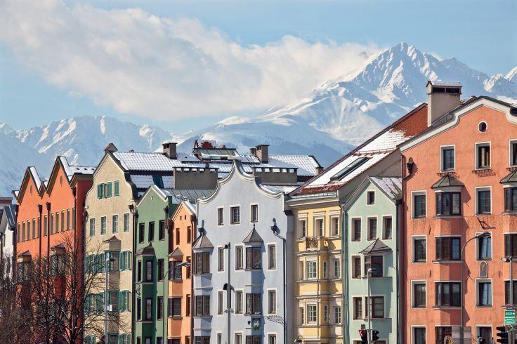 Mariahilf - Innsbruck - Autriche