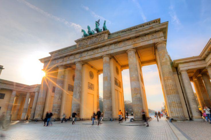 Porte de Brandebourg - Berlin