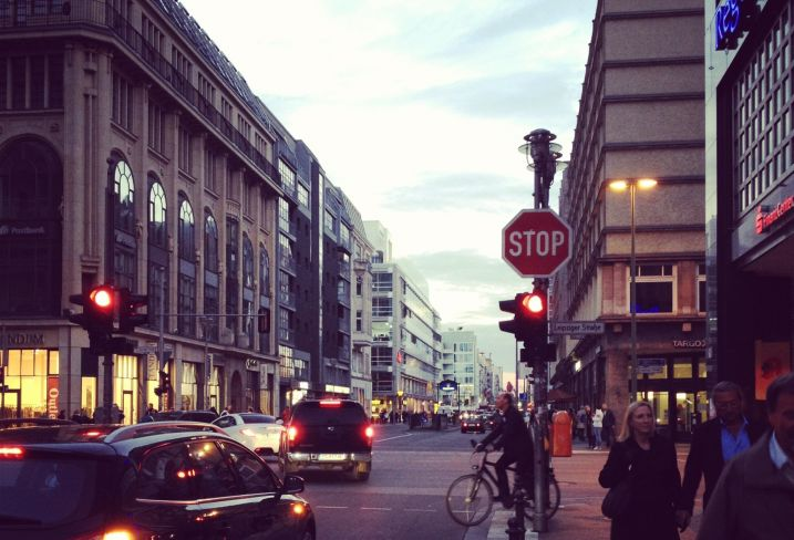 Un long week-end à Berlin - En famille, en appart' & à vélo