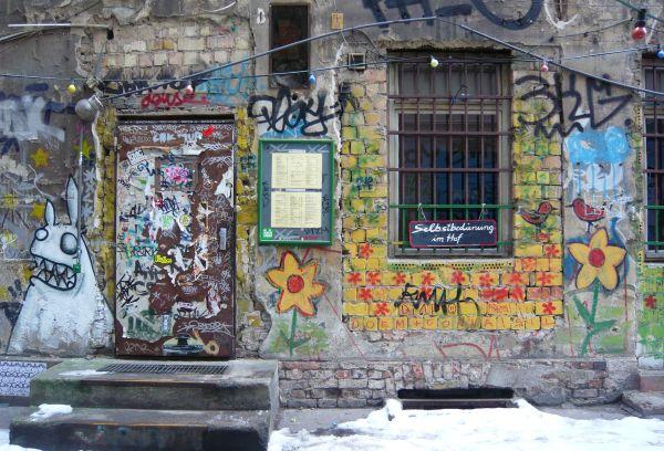Milieu alternatif - Berlin - Allemagne