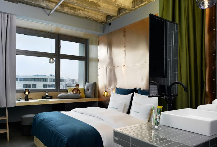 25 Hours Hotel Bikini Berlin - Berlin - Allemagne
