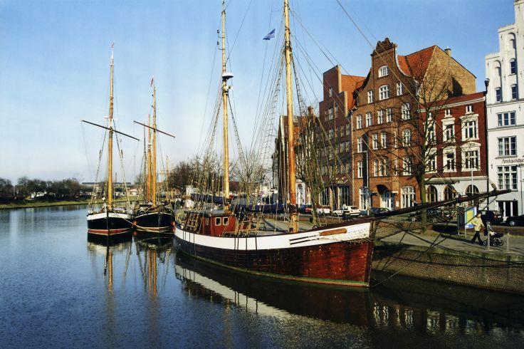 Brême, Hambourg & Wismar - L'Allemagne hanséatique en train