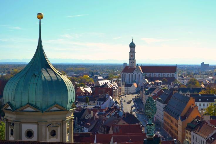 Augsbourg - Bavière - Allemagne