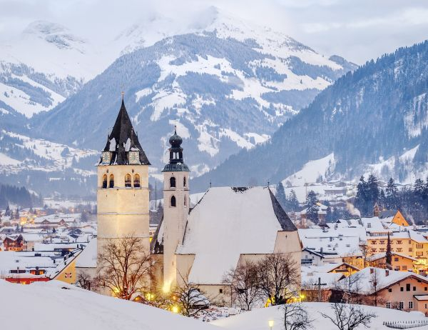 Kitzbuhel - Autriche