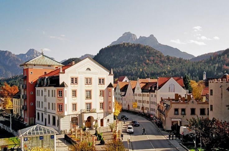 Hotel Hirsch - Fussen - Allemagne