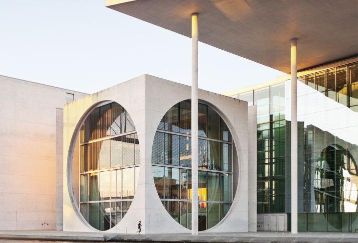 Marie-Elisabeth Lüders Building - Berlin - Allemagne