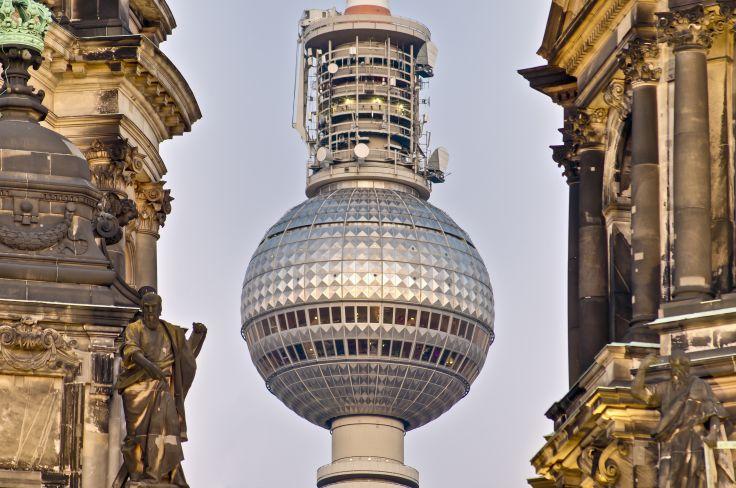 Tour de la télévision de Berlin - Allemagne