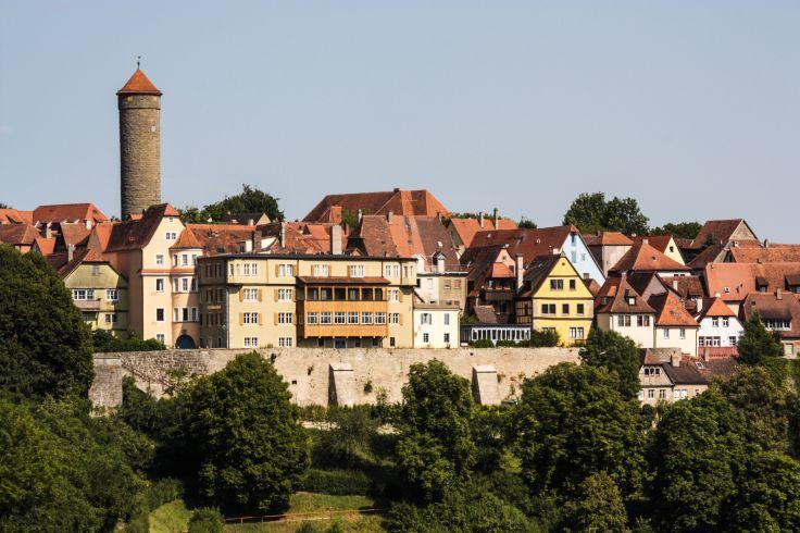 Rothenburg - Bavière - Allemagne
