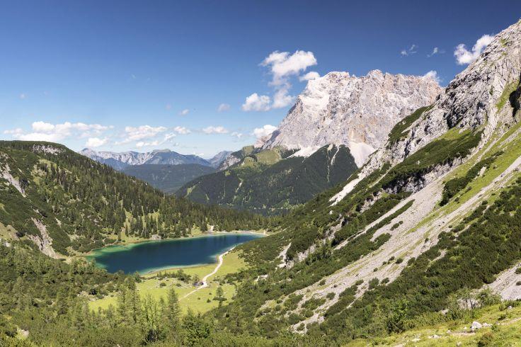 Région de Garmisch-Partenkirchen - Bavière - Allemagne