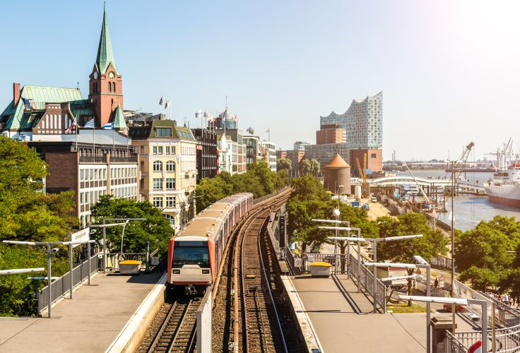 Hambourg - Allemagne