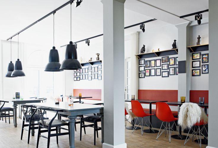 Hotel Ibsens - Esprit nordique & cool à Copenhague