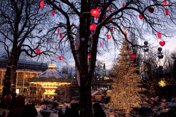 Marché de Noël de Copenhague - L'Avent au fil des canaux