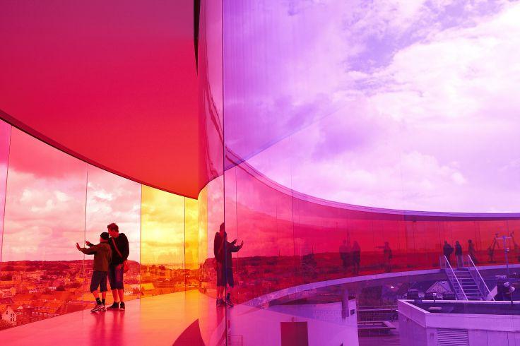 ARoS Aarhus Kunstmuseum - Aarhus - Danemark