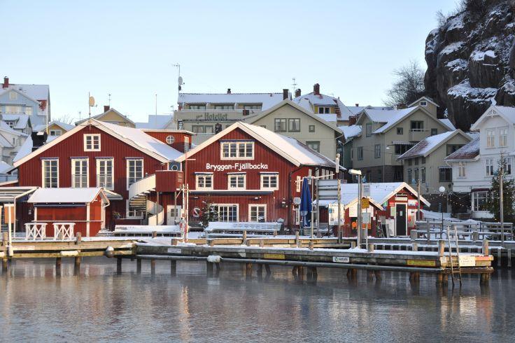 Fjallbacka - Suède