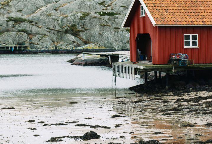 Iles Väder - Suède