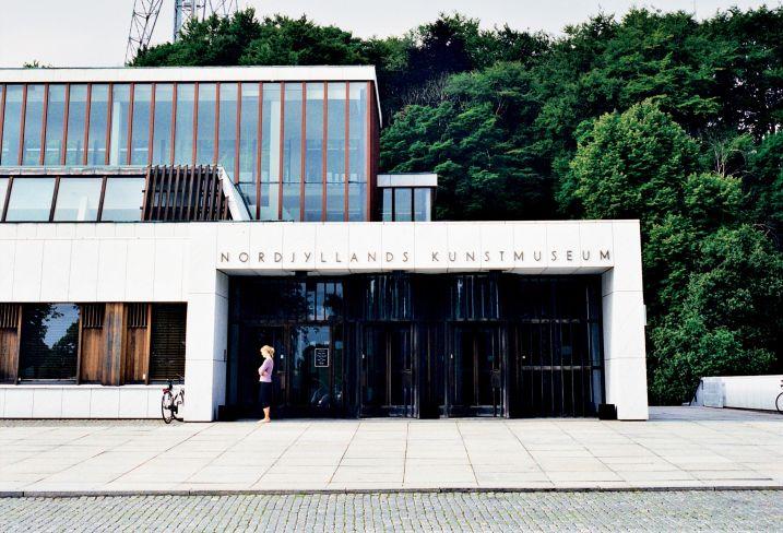 Musée d'Art Moderne - Aalborg - Danemark
