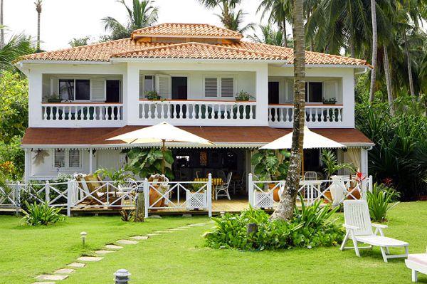 Au bout de la plage ... Casa Coson