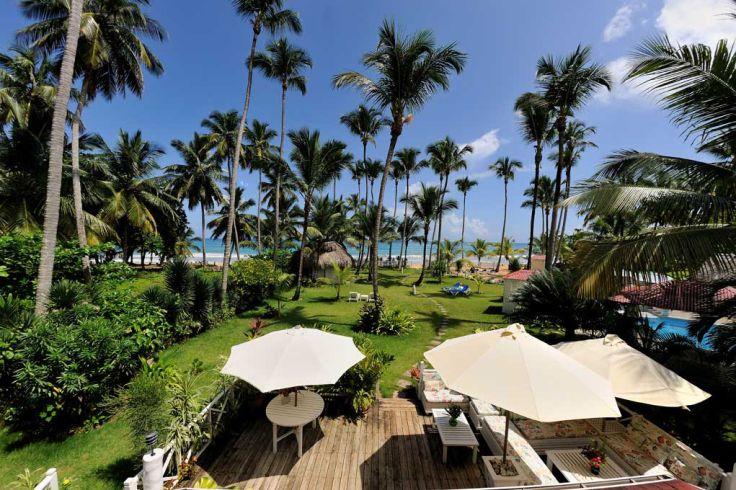 République Dominicaine - Au bout de la plage... La Casa Coson