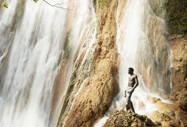 Cascade El Limon - République Dominicaine