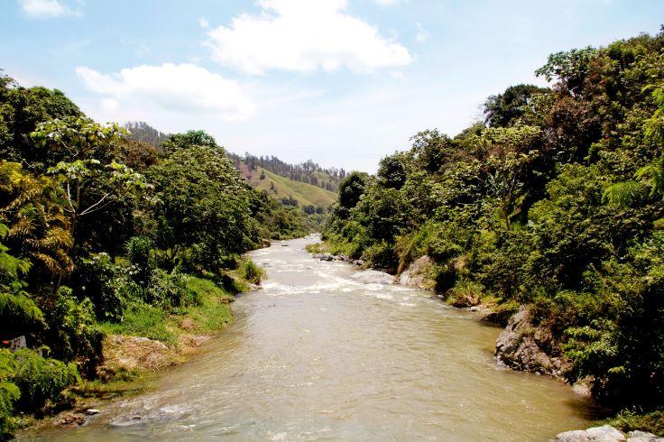 Jarabacoa - Province de La Vega - République Dominicaine