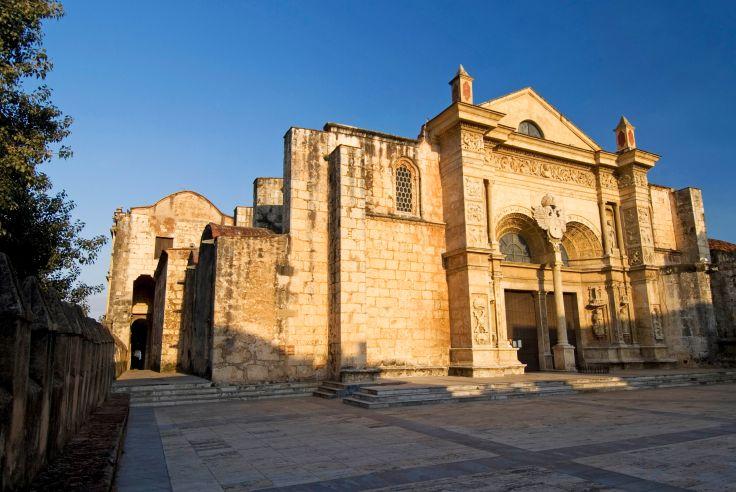 Cathédrale Notre Dame de l'Incarnation - Saint Domingue - République Dominicaine