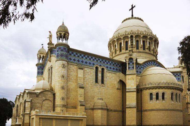Basilique Notre-Dame d'Afrique - Alger - Algérie