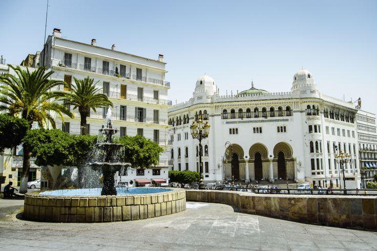 La Grande Poste d'Alger - Algérie