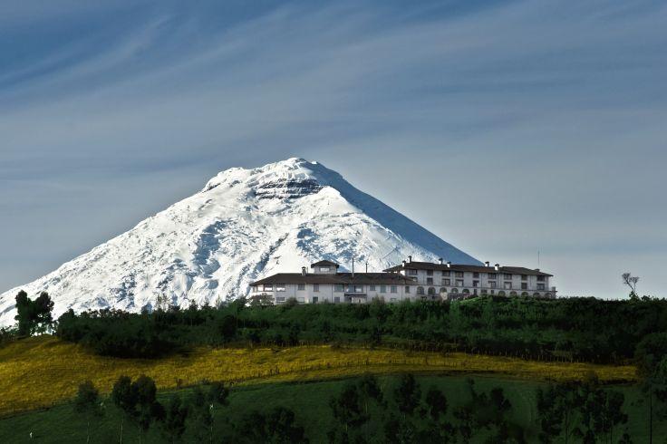 Cotopaxi - Equateur