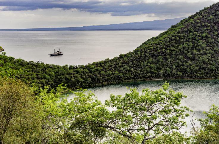 Darwin Lake - Îles Galápagos - Equateur