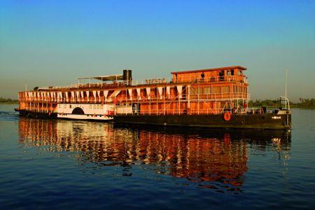 Croisière en Égypte : Le Nil à bord du Steam Ship Sudan - Offre spéciale d' été