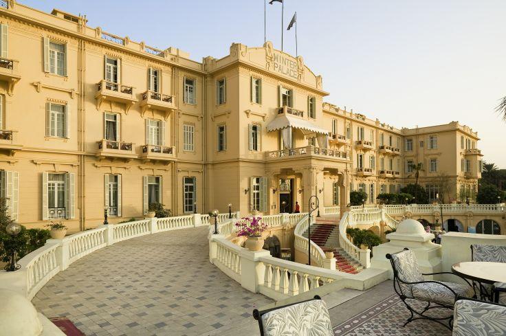 Sofitel Old Winter Palace - Louxor