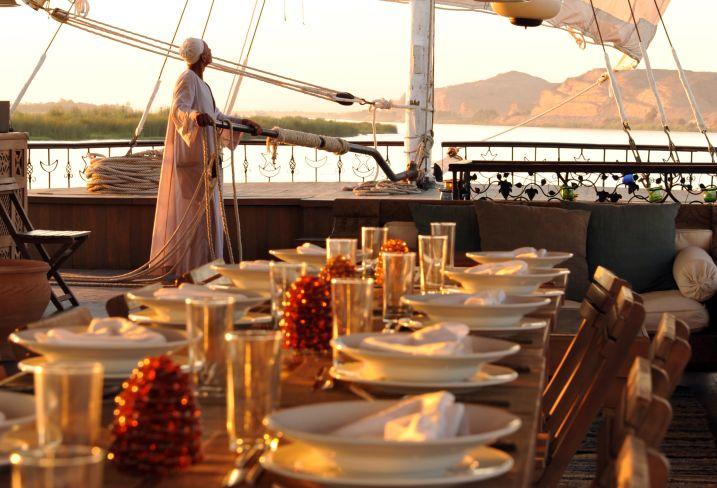 Un été sur le Nil - La Flâneuse rien que pour nous