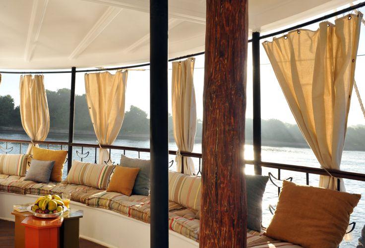 Le Nil en douceur - Un été à bord de la Flâneuse