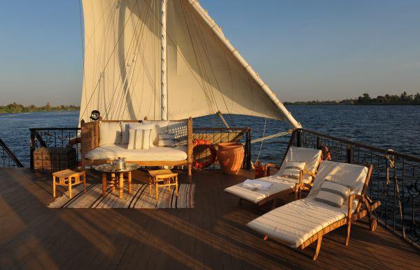 Croisière en Égypte : Le Nil en douceur - Un été à bord de La Flâneuse