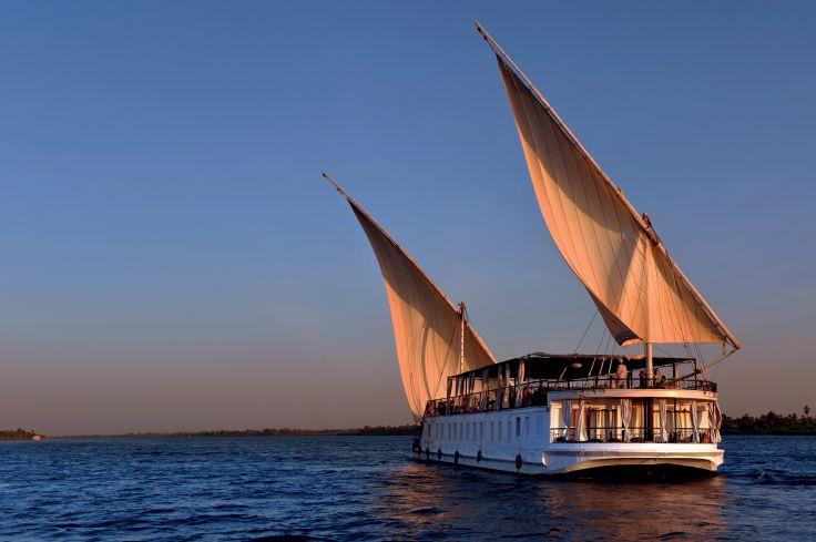 De Louxor à Assouan - Croisière à bord de la Flâneuse du Nil