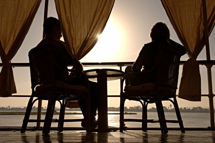 Voyage de noces en Egypte - L'amour au fil du Nil
