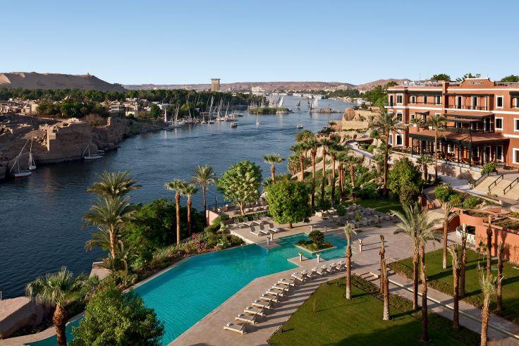 Old Winter & Old Cataract - Les grands palaces légendaires du Nil