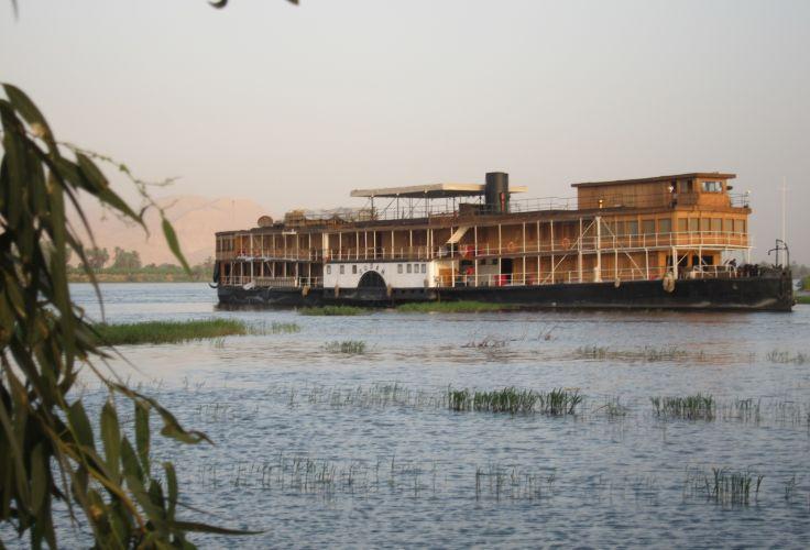 Nil - Hôtels légendaires et croisière à bord du Steam Ship Sudan